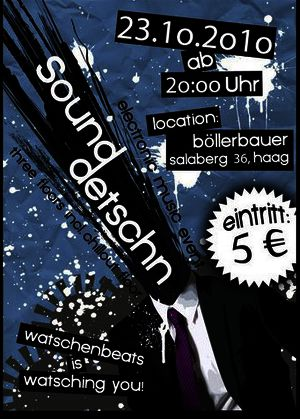 coming up | vollkontakt BREAKAGE & sounddetschn